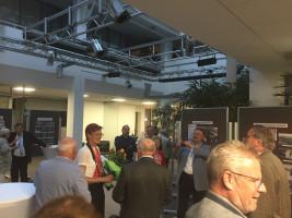 SPD Schwandorf besucht die Sonderausstellung: 60 Jahre Patenschaft
