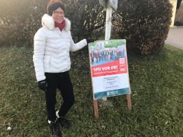 SPD vor Ort in Bubach