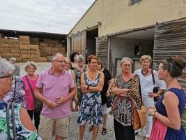 SPD-Auflug zum Brunnerhof in Richt
