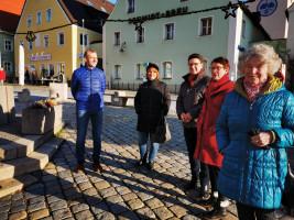 Stadtrundgang zu den neuralgischen Plätzen Schwandorfs