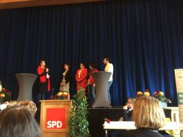 Bezirksparteitag der OberpfalzSPD